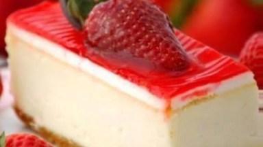 Vídeo Com Fotos De Deliciosas Sobremesas Com Frutas Vermelhas!