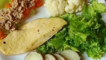 Vídeo Com Ideias De Pratos Saudáveis Para Seu Dia A Dia, Confira!