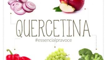 Vídeo Mostrando Em Quais Alimentos Você Encontra A Quercetina!