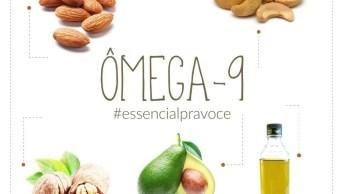 Vídeo Mostrando Onde Encontrar Ômega-9, Um Importante Acido Para O Organismo!