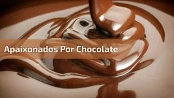 Vídeo Para Todos Apaixonados Por Chocolate De Plantão, Olha Só Este Doce!