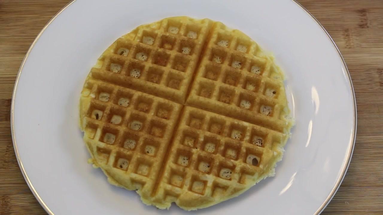 Waffles, aprenda a fazer essa delicia de receita típica dos Estados Unidos