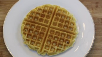 Waffles, Aprenda A Fazer Essa Delicia De Receita Típica Dos Estados Unidos!