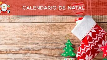 Tutorial De Calendário De Natal Para Você Mesma Fazer Em Casa!