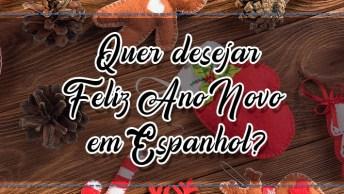 Vídeo Com Mensagem De Ano Novo Em Espanhol. Baixe Grátis E Compartilhe!
