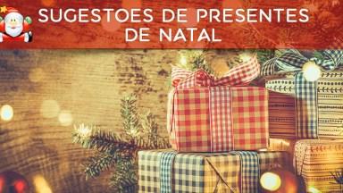 Vídeo Com Sugestões De Presentes De Natal, Vale A Pena Conferir!