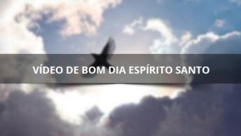 Vídeo De Bom Dia Espírito Santo, Para Enviar Para Seus Familiares!