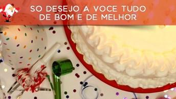 Vídeo De Feliz Ano Novo Para Quem Faz Aniversário No Fim De Ano!