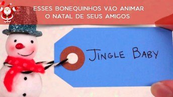 Video De Natal Para Compartilhar No Facebook Com Bonecos De Neve!
