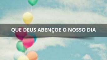 Vídeo Evangélico De Bom Dia Para Whatsapp, Com Música 'Esperança'!