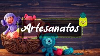 Tutoriais de Artesanatos
