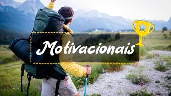 Vídeos com Mensagens Motivacionais