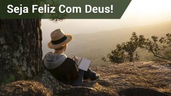 Tudo Na Vida É Passageiro, Confie Em Deus!