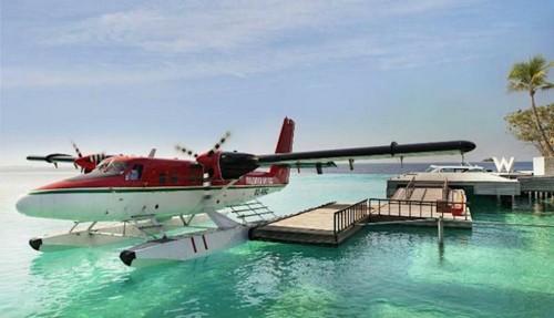 Thiên đường Retreat W và Spa Maldives | ảnh 11