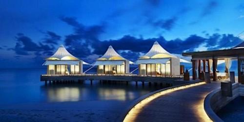 Thiên đường Retreat W và Spa Maldives | ảnh 1