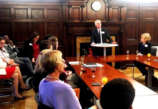 London Educators Applaud Global Scholars Program ...