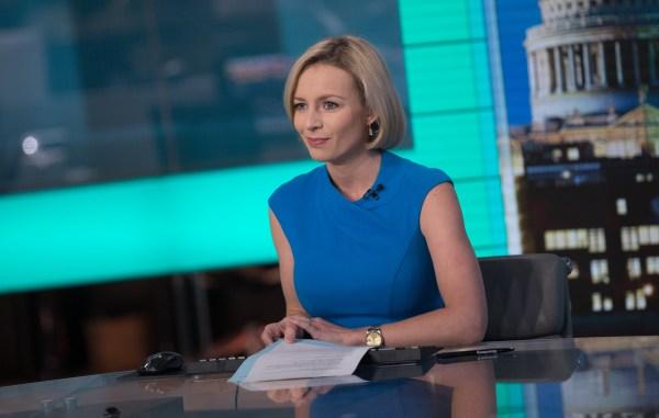 Caroline Hyde | Bloomberg Media Talent | Bloomberg L.P.