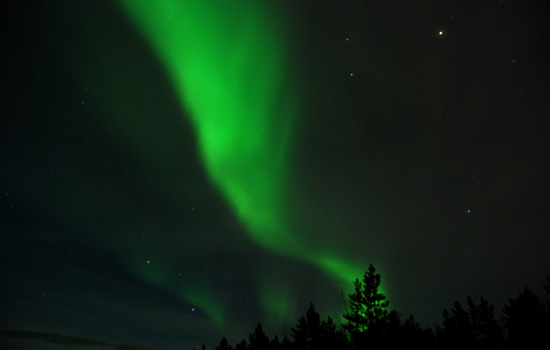 Can You See Northern Lights Whistler Canada