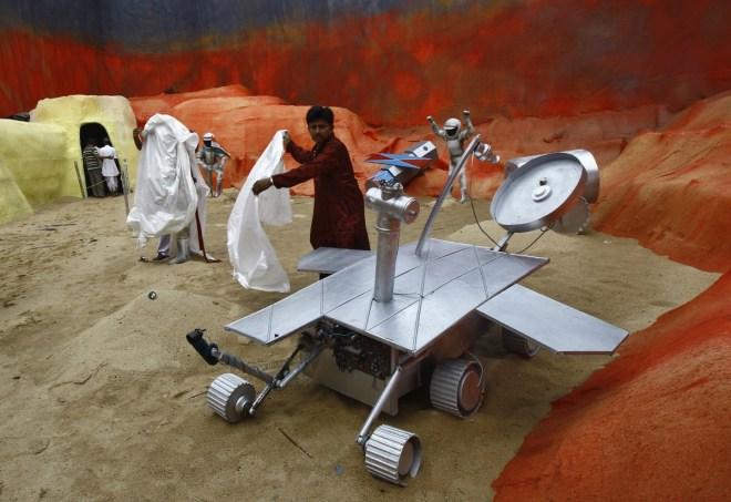 Happy Anniversary, Mangalyaan! India's Mars Orbiter ...