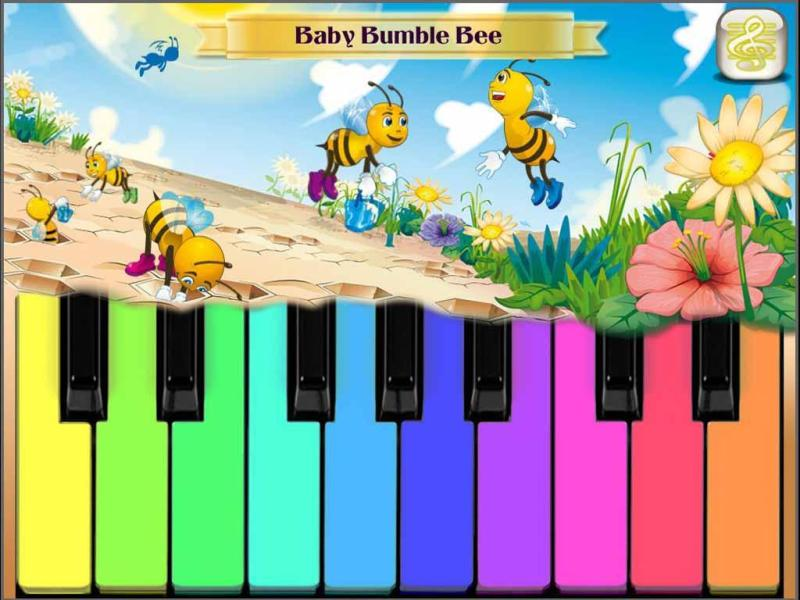 Kids Piano Games Lite   Content   ClassConnect