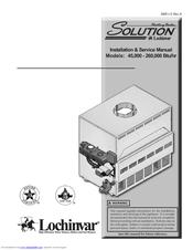 Lochinvar 45 Manuals