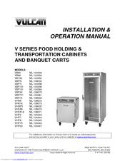 Vulcanhart VB96 ML126550 Manuals