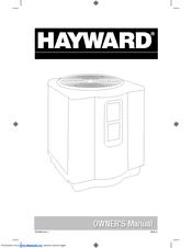 Hayward Spa Heaters Manuals