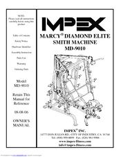 Impex Md 9010 Manuals