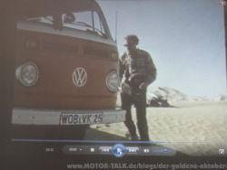 auf Testfahrt im Grand Erg Oriental in Algerien (Video)