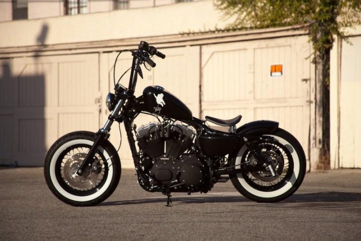 2017 Bars Harley 48 Sportster Z Davidson