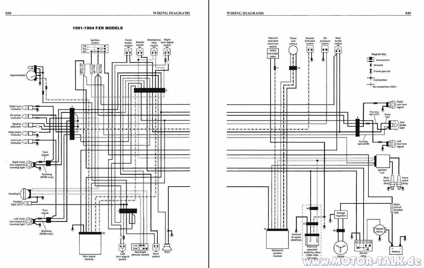 Wiring Diagram Harley Davidson Deuce
