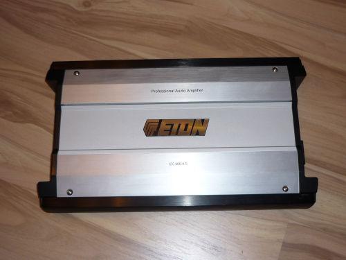 Eton EC 5004 S 4 Kanal Endstufe Biete Car Audio