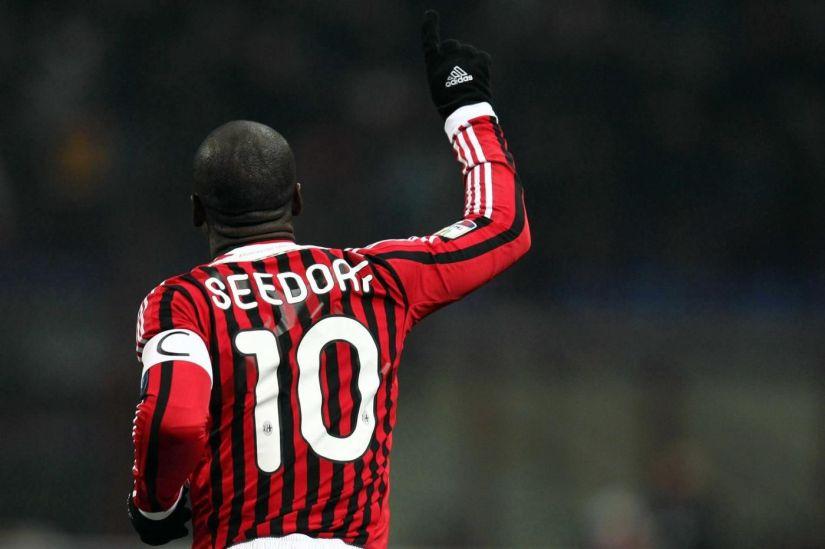 Clarence Seedorf 10 numara
