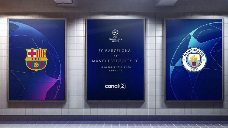 UEFA unveiled 2018-2021 Champions League rebranding