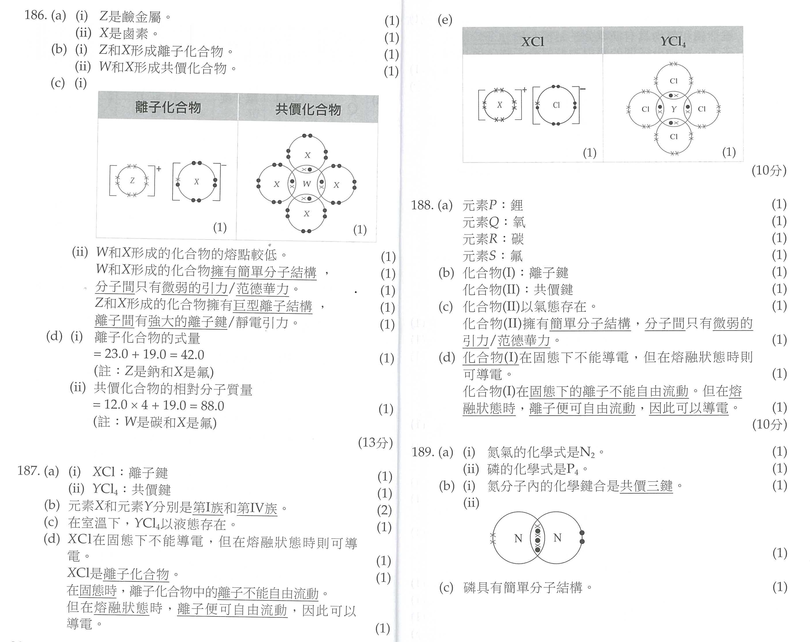 Index Of Lukchihang F6 Chemistry Worksheet Revision
