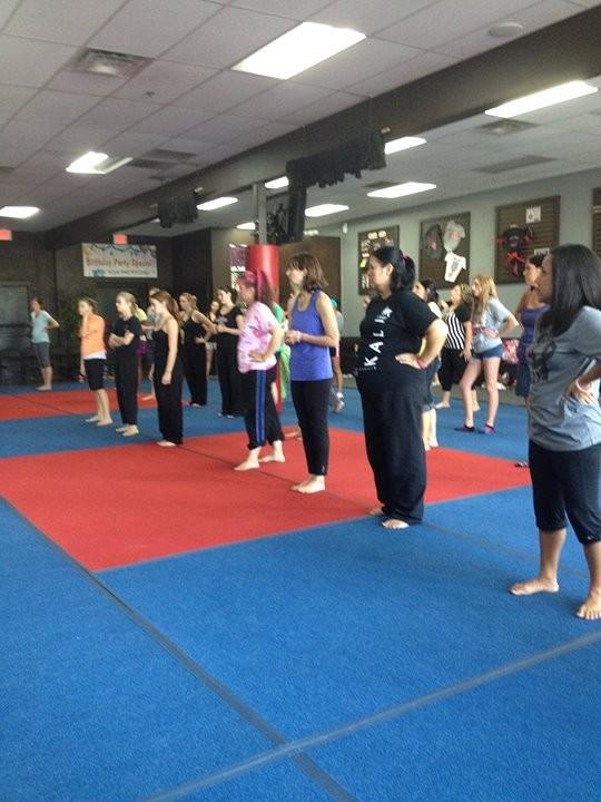 womens self defense seminar high point gun defe 30 - 540×720
