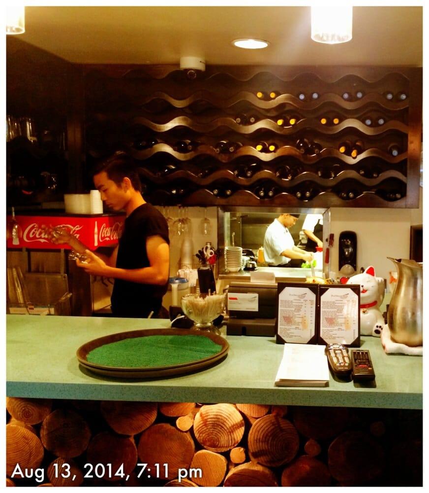 Sushi Restaurants 2nd Street Long Beach