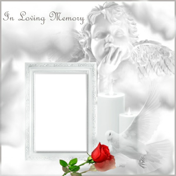 in loving memory backgrounds template. Black Bedroom Furniture Sets. Home Design Ideas