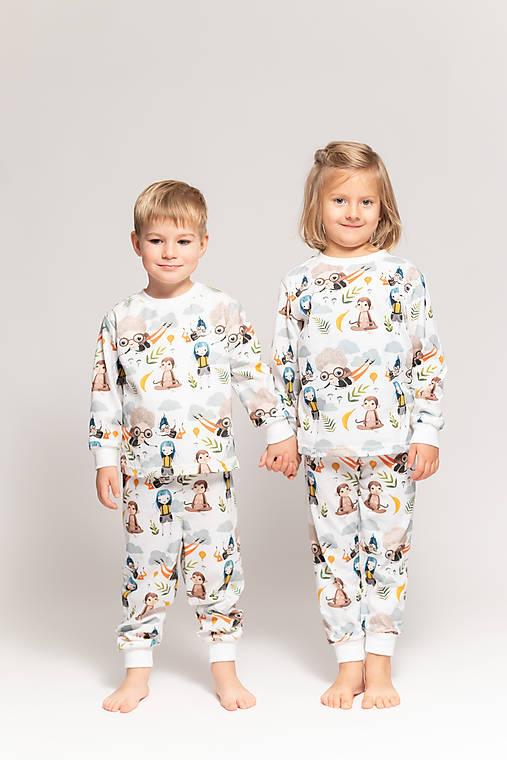 Detské oblečenie - Etela Letela veľkosť 110-116 - 11354988_