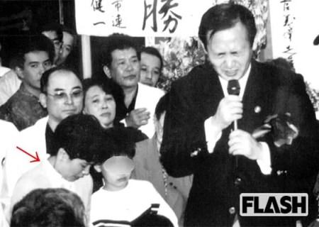 菅義偉氏の嫁・真理子夫人の顔画像