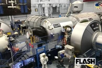 Photo of 宇宙ステーションで「宇宙ゴミ」の回避戦略…衛星の残骸が速い侵入| Smart FLASH /スマフラー[光文社週刊誌]