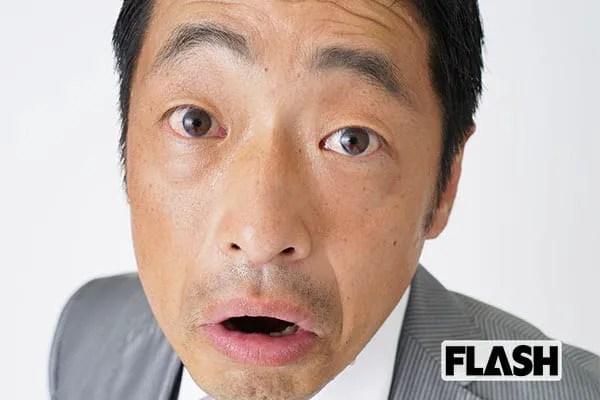 団長安田「半沢直樹・大常務のおかげで笑顔が下手になった」| Smart FLASH /スマフラー[光文社週刊誌]
