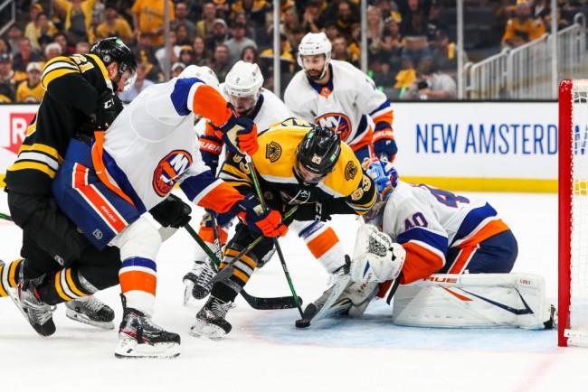 2021 NHL Stanley Cup Playoffs: Islanders Survive Bruins' Fightback in Game 5, Take 3-2 Series Lead