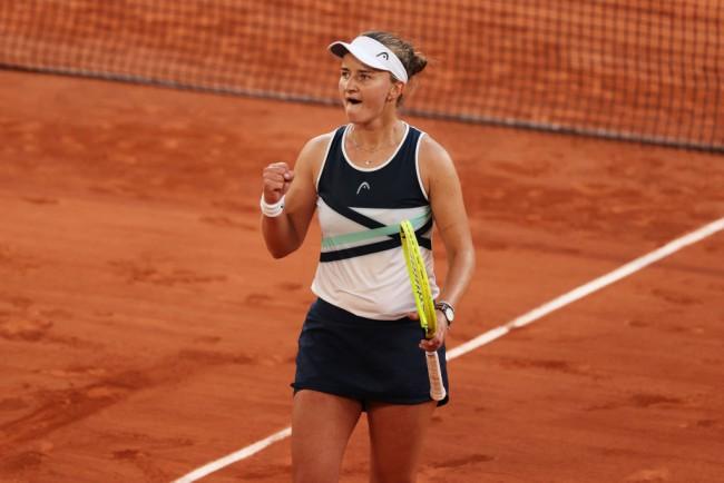 2021 French Open - Barbora Krejcikova