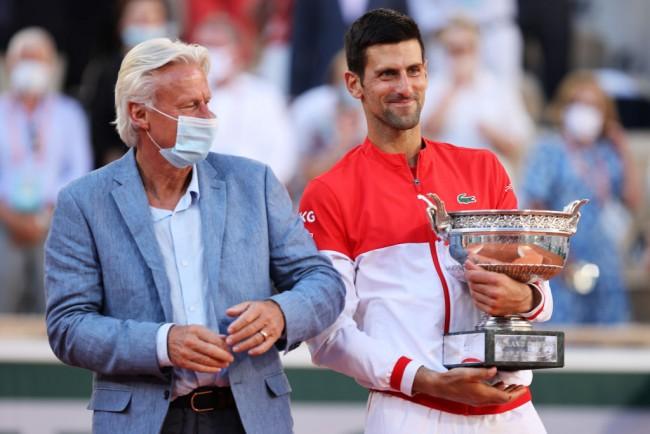 2021 French Open: Djokovic, Krejcikova Crowned Roland Garros Champions