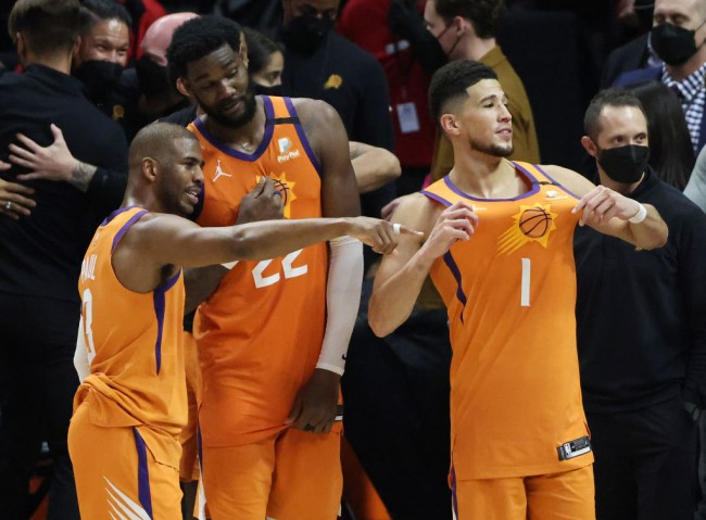 2021 NBA Playoffs: Chris Paul Explodes to Earn First Trip to NBA Finals, as Phoenix Suns Eliminate LA Clippers