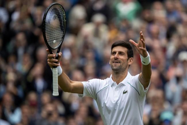 Day Three: The Championships - Wimbledon 2021