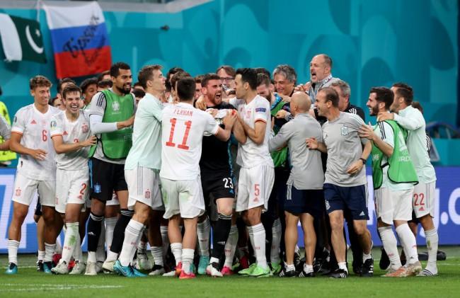 Euro 2020 Quarterfinals: Spain, Italy Forge Semifinal Tie; Belgium and Switzerland Exit Tournament