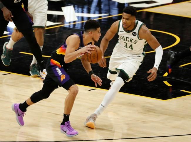 2021 NBA Finals: Chris Paul, Devin Booker Torch Bucks as Suns Grab Game 1 Win