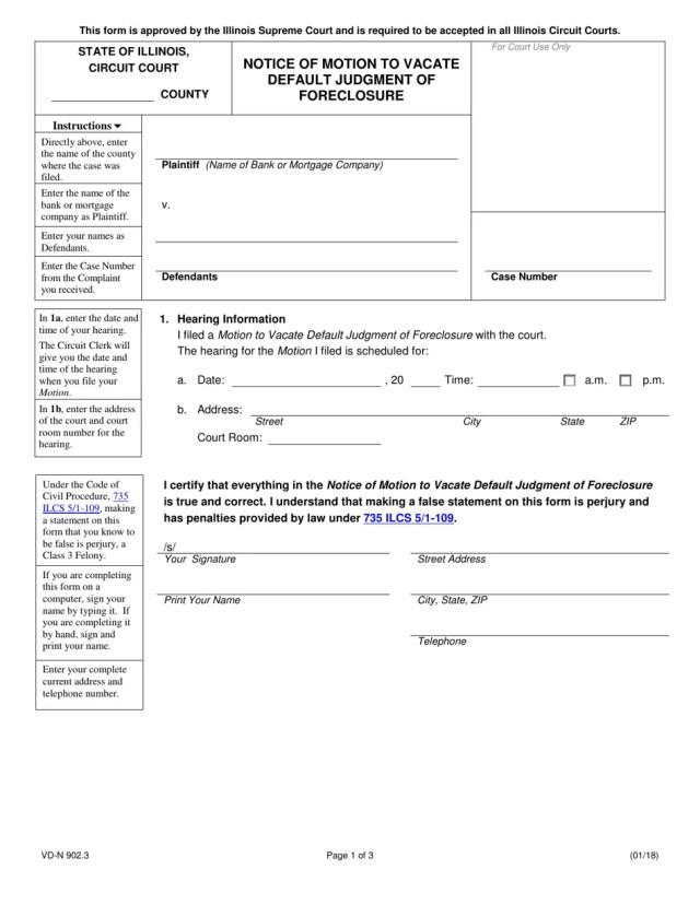 Form VD-N20.20 Download Fillable PDF or Fill Online Notice of